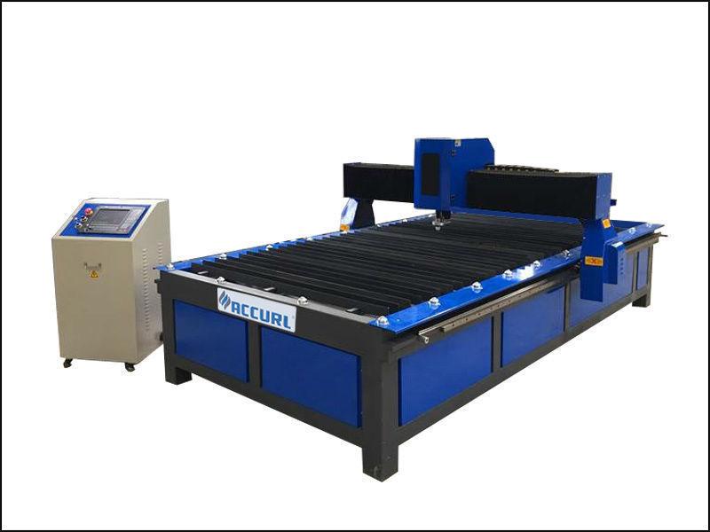 CNC plazmové rezacie zariadenie